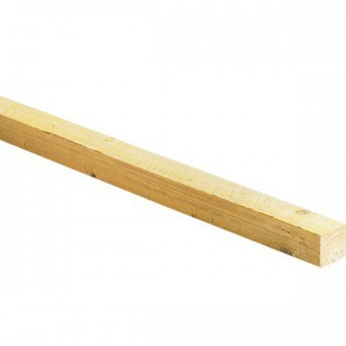 Lambourde coffrage sapin-épicéa 38x63 mm long 3m
